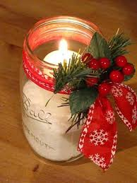 How To Decorate Candle Jars 100 Beautiful Christmas Spirit Jars Ideas 65