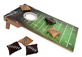 Amazon.com: Barwench Games Junior Indoor/Outdoor LED Cornhole Bean ...
