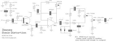 guitar effects schematics projects electronic schematics guitar effects schematics projects