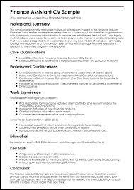 sample resume assistant manager finance accounts sample resume assistant  manager finance accounts