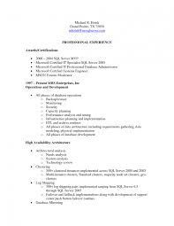 Obiee Sample Resume Sevte Resumes Extraordinary Oracle 11g Dba About
