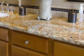 add a fake granite countertops on onyx countertops