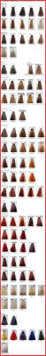 Mask With Vibrachrom Color Chart 17 Best Davines Mask Color With Vibrachrome Images Hair