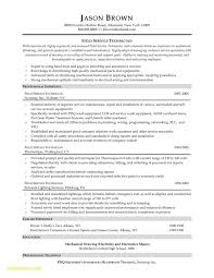 Automotive Resume Objective Mechanical Technician Resume Objective Examples Floss Papers