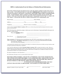 Hipaa Request Form Hipaa Compliant Medical Release Form Form Resume Examples