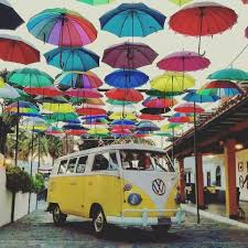 Hippie Buses Umbrellas And Vw Busses 3 Re Pinned By Https Wwwfacebookcom