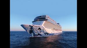 at 168 028 tons norwegian bliss is the biggest ship ever for miami based norwegian cruise line