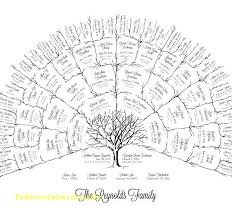 9 Generation Family Tree Template 9 Generation Family Tree Template 7 Free Printable Dstack Co