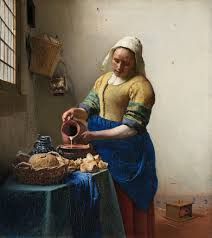 Vermeer Painter Of Light Johannes Vermeer Master Of Perspective And Lighting