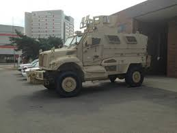 Ohio State Gets Armored Fighting Vehicle: