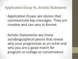 admit me why college application essays and artistic statements matt   9 application essay