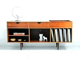 Sofa Table With Baskets Console Table With Storage Baskets Post