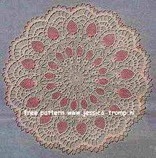 Crochet Doily Patterns Unique Cool Vintage Crochet Doily Patterns Pineapple Centerpiece Doily Free