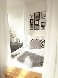 Kleine Schlafzimmer Einrichten Gestalten Dekoration Kleines