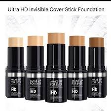 make up forever ultra hd foundation stick