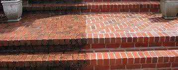 exterior brick cleaning solutions. brick stoop pressure wash exterior cleaning solutions