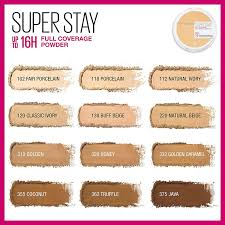 Maybelline Foundation Color Chart Maybelline Mineral Makeup Reviews Saubhaya Makeup