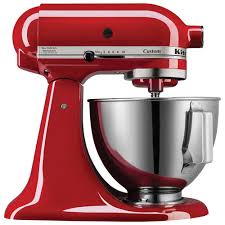 kitchenaid mixer red. kitchenaid custom stand mixer - 4.5qt 325-watt empire red : mixers best buy canada kitchenaid