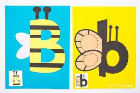 letter b crafts