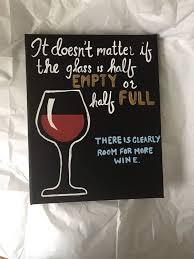 wine e canvas