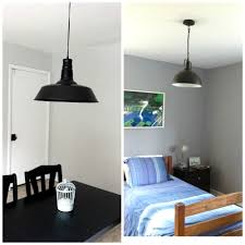 so using my wire cutters i cut open the wire cover pulled it off and then stripped the ends of the wires pendant lights