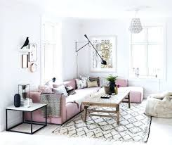 White And Gold Room Ideas Rose Gold Home Decor Trend Black White And ...