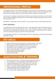 Sample Australian Resume Format Cv Awesome It Examples Australia For