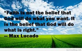 Religious Quotes About Faith Simple Faith In God Quote