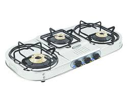 Sunshine VT3 Step 3 Burner Gas Stove