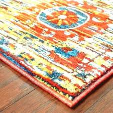wool runner rugs southwestern style western table southwest runners rug clearance
