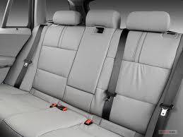 2007 bmw x3 rear seat