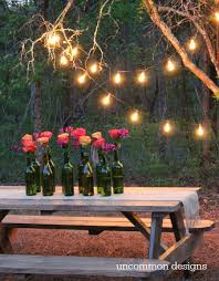 party lighting ideas. easy outdoor lighting ideas light the way to a gorgeous party www