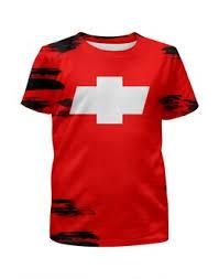 """Детские футболки c эксклюзивными принтами """"chevrolet"""" - <b>Printio</b>"""