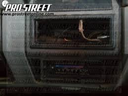 how to ford f150 stereo wiring diagram my pro street Toyota Stereo Wiring Diagram 1986 f150 stereo wiring diagram