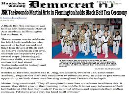 jsk taekwondo jsk taekwondo academy in flemington takes first place in adult sparring division go here