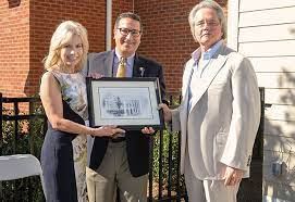 Wofford College | Celebrating Community: A beautiful and elegant alignment