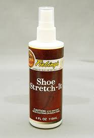 shoe boot stretch it 4 oz pump spray for glove leather fabric image 0