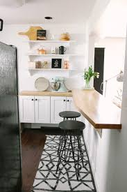Kitchen Refresh Our Kitchen Refresh With West Elm Butcher Blocks Nyc And Floors