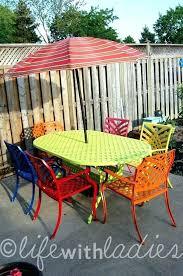 best spray paint for plastic furniture luxury spray paint for outdoor furniture for best painted patio