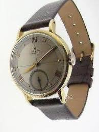 mens vintage omega watches