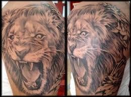 Význam Lva Tetování Na Rameni A Dalších částech Těla