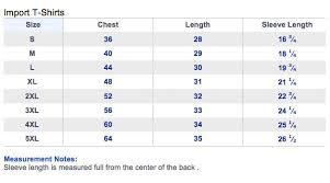 Usmc Dress Blues Size Chart Usmc Devil Dog T Shirt