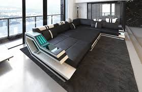 Couch Xxl Leder