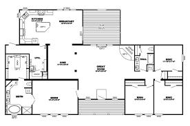 manufactured homes floor plans. Triple Wide Manufactured Homes Floor Plans Home