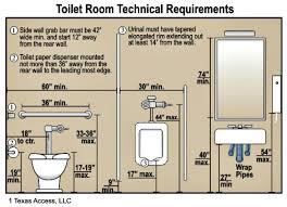 Ada Commercial Bathroom Set Unique Design
