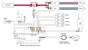 fpv workshop wiring diagrams twinstar imu and mic