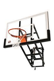 ryval 60 wm60 wall mount basketball goal