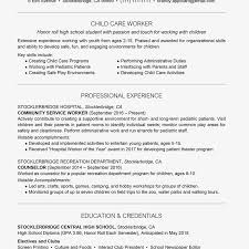 High School Resume Example With Summary How To Write Good