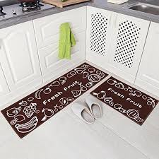 Kitchen Rugs Fruit Design