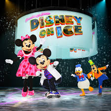 Amway Center Seating Chart Disney On Ice Disney On Ice Returns To Take Families Around The World